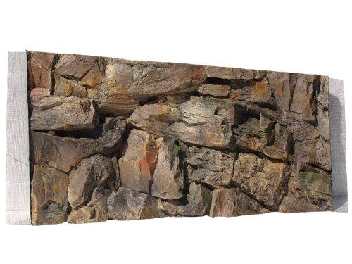 compra meglio Retro Acquario 3d rocce 100 x 40 in Robi Robi Robi Zoo  prendi l'ultimo