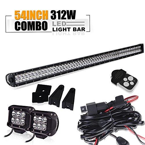 54 inch led light bar - 6