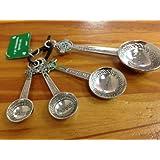 Ganz Celtic Cross Measuring Spoons - Kitchen Utensils St Patricks Day ER22336-GANZ by Ganz