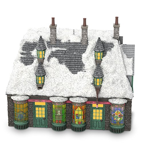 (Hallmark Keepsake Christmas Ornament 2018 Year Dated, Harry Potter Honeydukes Sweet Shop)