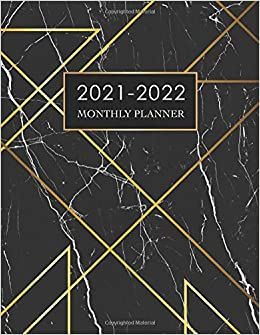 Calendar Books 2022.2021 2022 Monthly Planner Black Marble Cover 2021 2022 Two Year Planner 24 Months Calendar With Holidays 2 Year Monthly Agenda Schedule Book January 2021 To December 2022 Angelica M H 9798651012404 Amazon Com Books