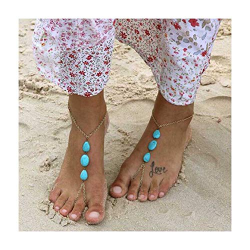 CanB Turquoise Barefoot...
