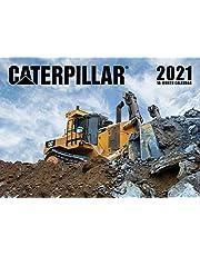 Caterpillar Calendar 2021