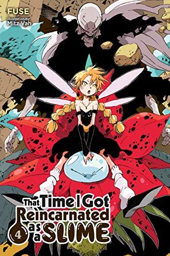 That Time I Got Reincarnated as a Slime, Vol. 4 (light novel) (That Time I Got Reincarnated as a Slime (light - English Novel Light