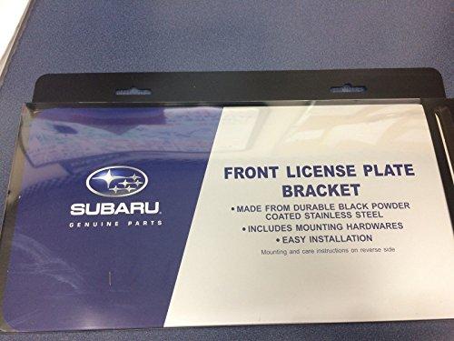 license plate frame forester - 4