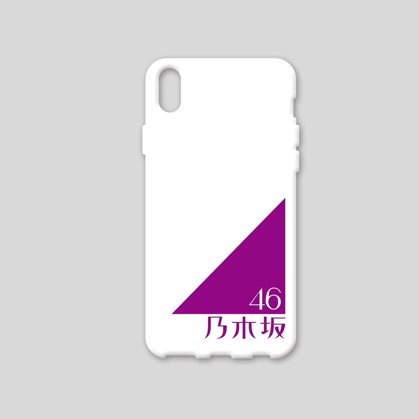 amazon co jp iphone smartphone soft tpu cover case nogizaka46 logo iphone 8 7 black hobby iphone smartphone soft tpu cover
