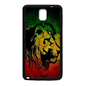Lonely Lion Cell Phone Case for Samsung Galaxy Note3
