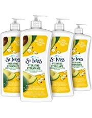 St. Ives Hydrating Body Lotion for hydrated skin Vitamin