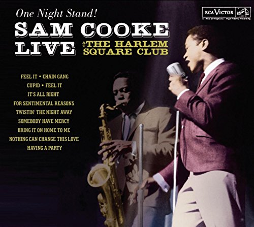 Image result for sam cooke one night stand live at the harlem square club
