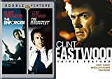 Dirty Clint Collection Eastwood Films Enforcer & Gauntlet + Triple Feature Dirty Harry / Tightrope / Absolute Power Movie Bundle pack