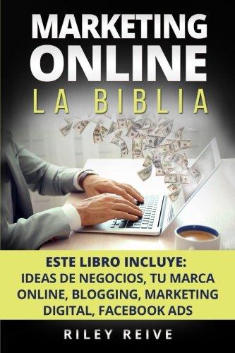 Libro : Marketing Online: LA BIBLIA: 5 libros en 1: El Pr...