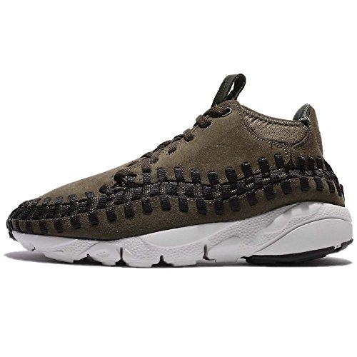De Chaussures Kaki Nike Woven Air Chukka Homme Gymnastique q4wA6