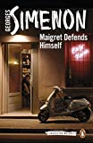 img - for Maigret Defends Himself (Inspector Maigret) book / textbook / text book