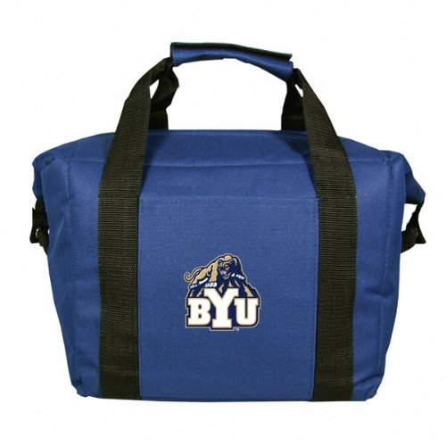 NCAA Brigham Young University Kooler Bag, One Size, Multicolor