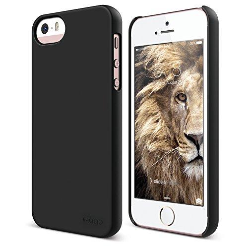 iPhone case elago Slim Black