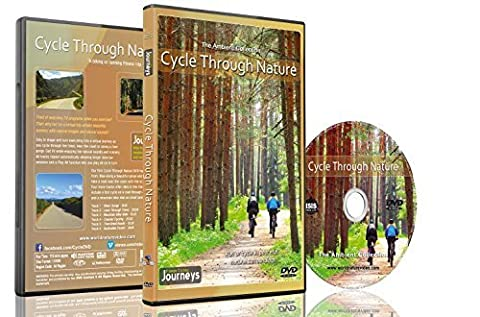 Cycle Through Nature-Virtual Cycle Experience - for indoor walking, treadmill and running workouts (Virtual Fitness Dvds)