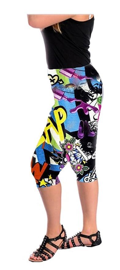 89018461795429 Purple Hanger - Damen Ali Baba Harems Hose Stretch Weite Hosen Kurz Shorts  Übergrößen: Amazon.de: Bekleidung