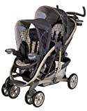 Graco Quattro Tour Duo Classic Connect Stroller, Vance, Baby & Kids Zone