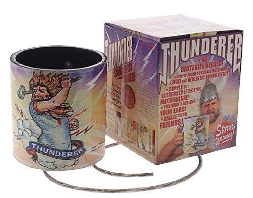 House of Marbles The Thunderer
