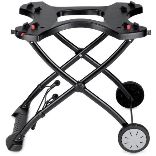 Weber 6557 Portable Cart Grilling