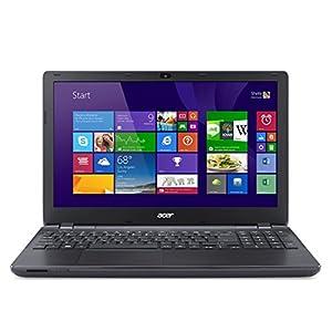 Acer Aspire E5-571-588M 15.6″ Notebook Computer, Intel Core i5-4210U 1.7GHz, 4GB RAM, 500GB HDD, Windows 8.1, Midnight Black