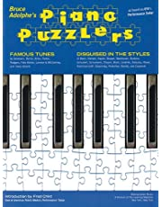 """Bruce Adolphe - Piano Puzzlers: As Heard on APM's """"Performance Today"""""""