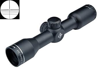 Armbrust Zielfernrohr Mit Entfernungsmesser : Unbekannt horton bogenschießen crossbow rifle scope 4x32 25.4mm