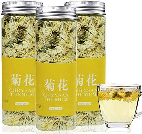 【時効保証 7日間で届けます】菊花茶 黄山貢菊75g(25g*3) 中国茶 花 花茶 茶葉 自然栽培 無農薬 無添加