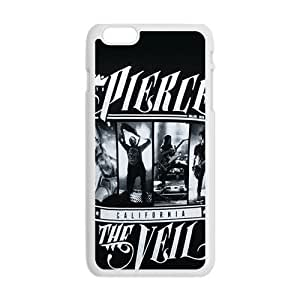 QQQO Pierce the Veil Cell Phone Case for Iphone 6 Plus Kimberly Kurzendoerfer