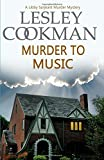 img - for Murder to Music (A Libby Sarjeant Murder Mystery) (Volume 8) book / textbook / text book