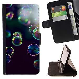Momo Phone Case / Flip Funda de Cuero Case Cover - Nature réfléchissant Summer - Samsung Galaxy S4 IV I9500