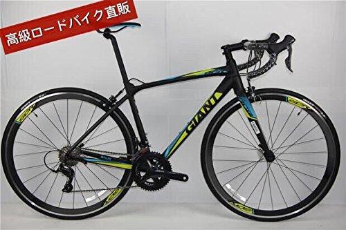 ジャイアン2018モデル 高級品 GIANT 自転車 ロードバイク 黒 [並行輸入品] B0744D5HRW