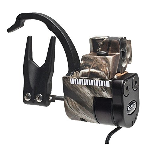 Axion Pulse Automatic Right Hand Arrow Rest, Realtree Extra