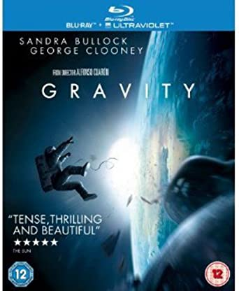 Gravity [Blu-ray] [2013] [Region Free]: Amazon co uk: George