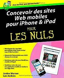 CONCEVOIR DES SITES WEB IPHONE