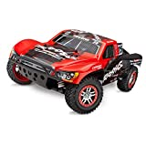 Traxxas 68086-4 Slash 4X4 1 10 Scale 4WD Short Course Truck with TQi 2.4GHz Radio and TSM Mark Jenkins