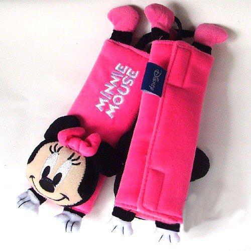 Disney Minnie Mouse Design Multi Use Auto Car Seat Belt