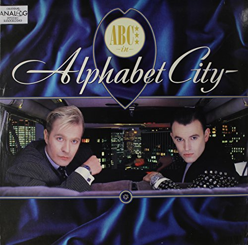 Alphabet City (Abc Vinyl)