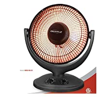 Soleus Oscillating Reflective Heater