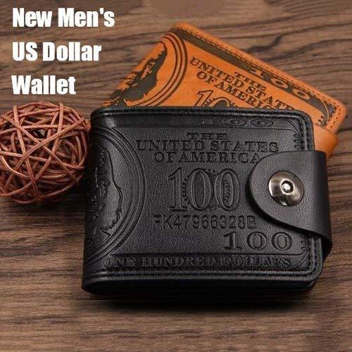 Kent MarkS Sibalasi-New - Monedero de billete de billete de ...
