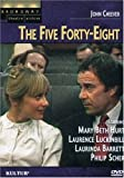 The Five Forty-Eight (Broadway Theatre Archive) offers
