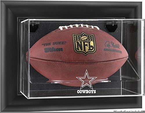 Cowboys Logo Display Case (Mounted Memories Dallas Cowboys Football Logo Display Case - Dallas Cowboys One Size)