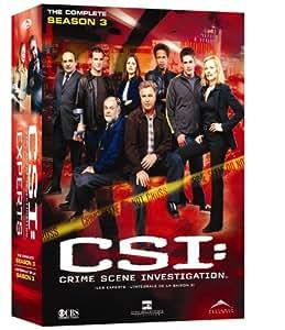 CSI: The Complete Third Season (Bilingue) (Bilingual)
