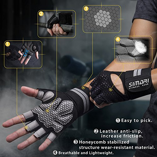 Buy weight training gloves