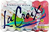 La Croix Sparkling Water Variety Pack 12oz Cans 24 Pack (Mango, Coconut, PassionFruit)