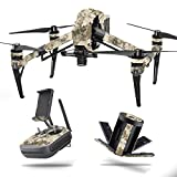 MightySkins Skin for DJI Inspire 2 – Viper Western | Protective, Durable, and Unique Vinyl Decal wrap Cover | Easy to Apply, Remove, and Change Styles | Made in The USA
