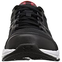 Under Armour Zone 2 Sneaker - black w red front
