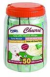 #1: INABA Churu Tuna & Chicken Lickable Creamy Puree Cat Treats Variety 50 Tubes