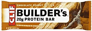 product image for Clif, Bar Builders Chocolate Peanut Butter, 2.4 Ounce