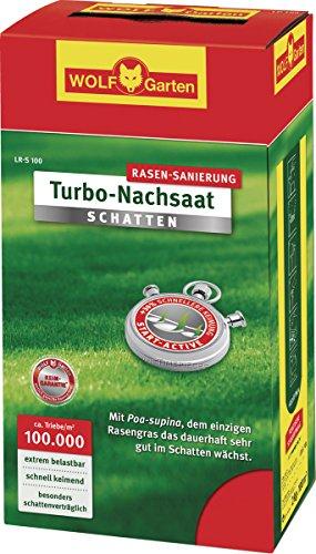 Turbo-Nachsaat Schattenrasen WOLF TURBO-NACHSAAT SCH.RASEN LR-S25